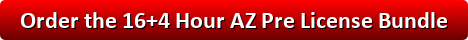 arizona mortgage broker license