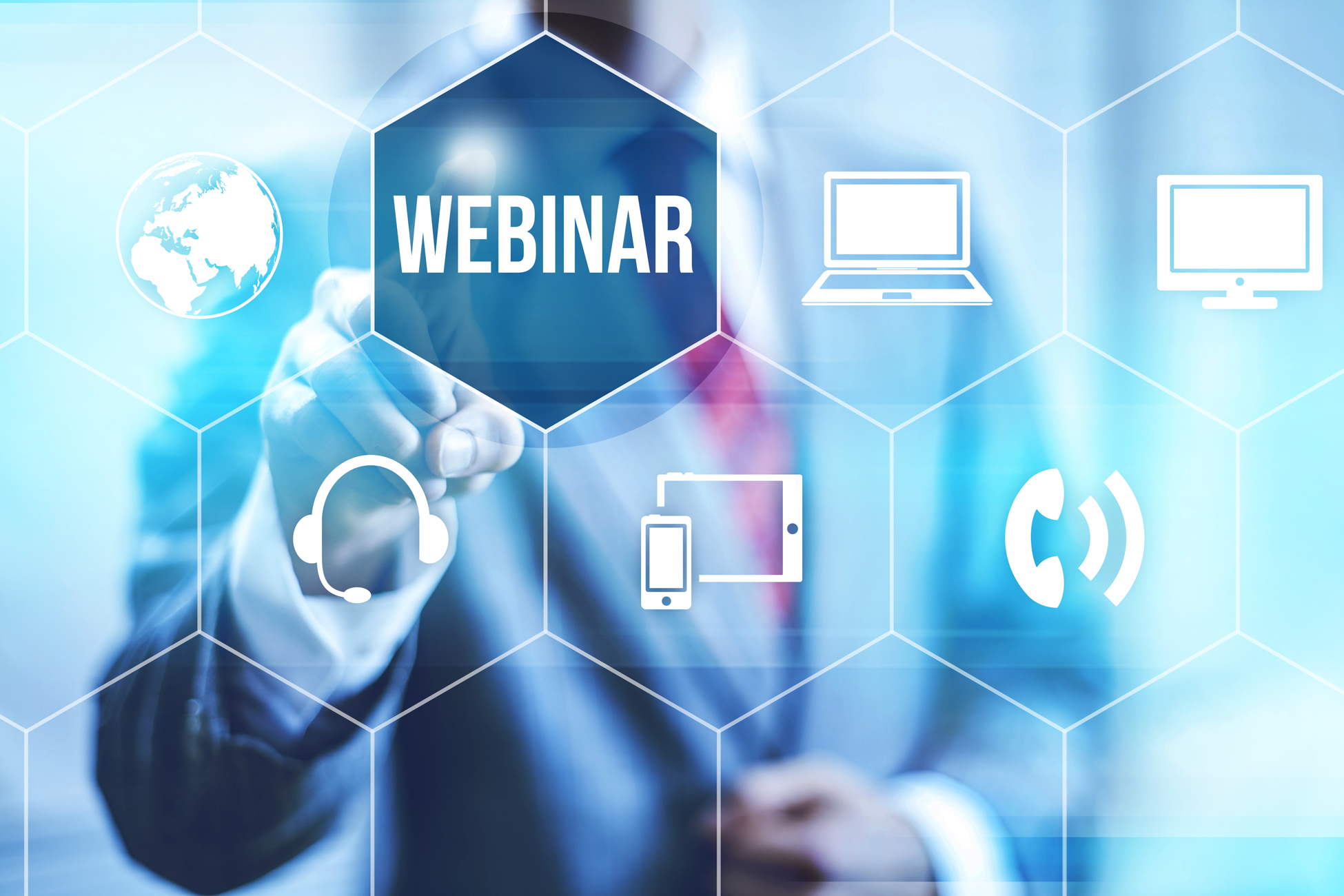 Continuing Education Online Live Webinars
